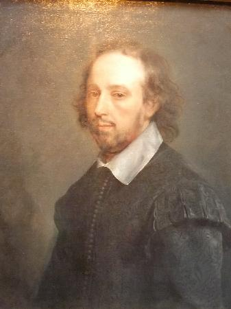 Shakespeare's Birthplace: William Shakespeare in his younger days