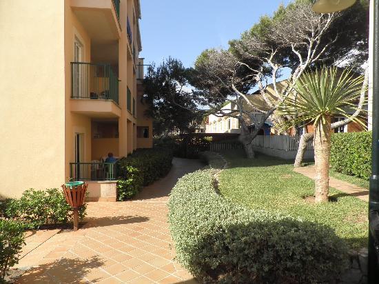 Viva Cala Mesquida Resort & Spa: Jardines