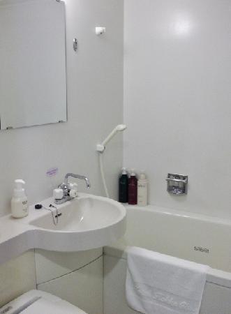 โรงแรมฮกเกะ คลับ เกียวโต: Bathroom