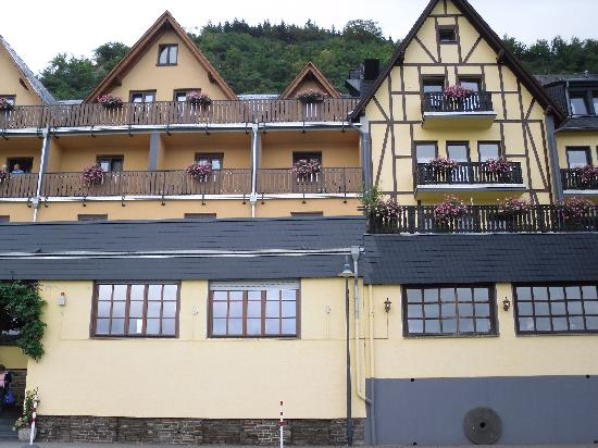 Brodenbach, ألمانيا: hotel