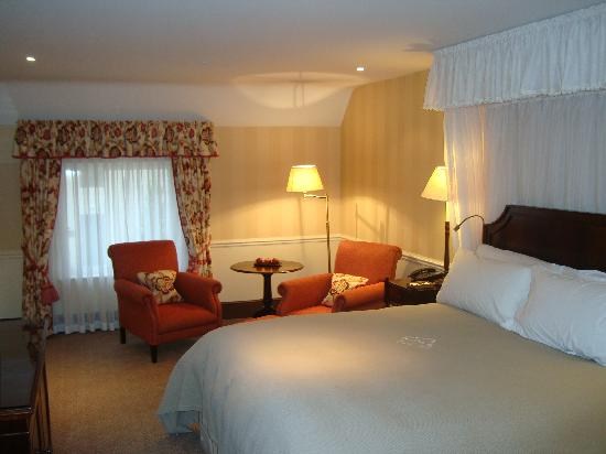 Ellenborough Park: Bedroom
