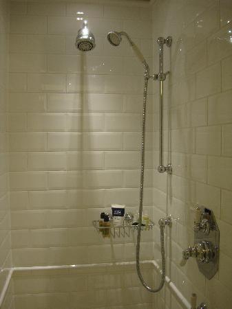 Ellenborough Park: Shower