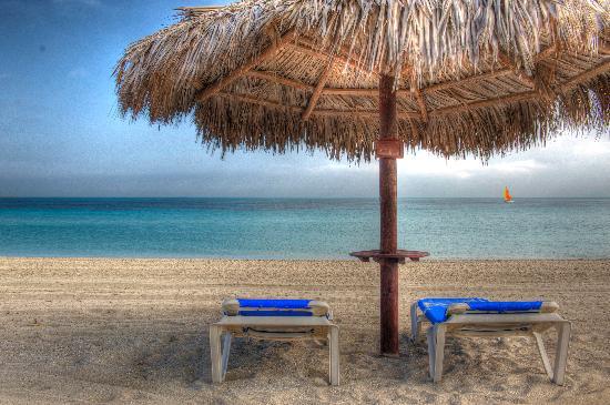 Paradisus Princesa del Mar Resort & Spa: In the shade