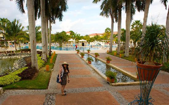 Paradisus Princesa del Mar Resort & Spa: The Hotel
