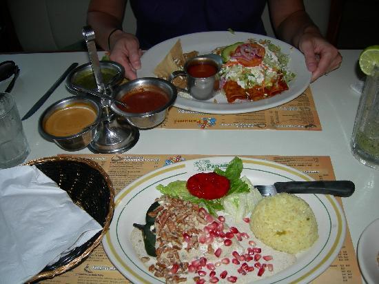 Panama: Dinner