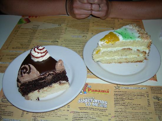 Panama: Cake!