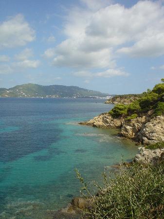 Kassandra Bay Resort & Spa: Beach visited on boat trip