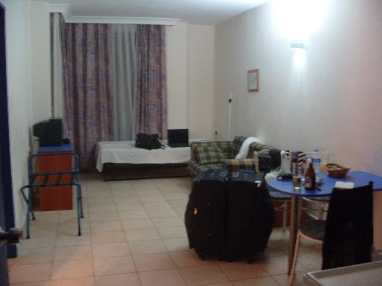 Happy Apart Hotel: Main Living area