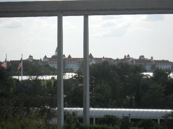‪‪Bay Lake Tower at Disney's Contemporary Resort‬: View from our room‬