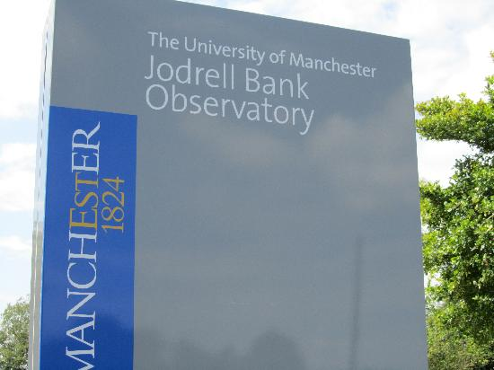 Jodrell Bank Discovery Centre: JBDC