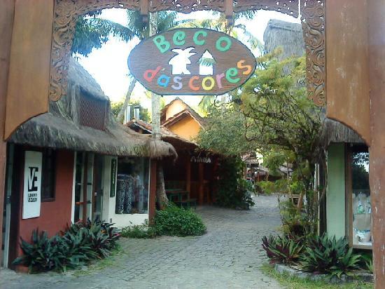 Resort La Torre: Arraial D'Ayuda-Callejuelas en el Centro