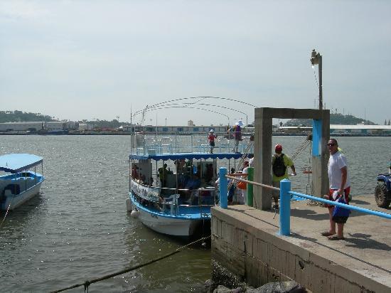 King David Tours: The boat