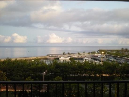 Moon Ocean Ginowan Hotel & Residence : morning view