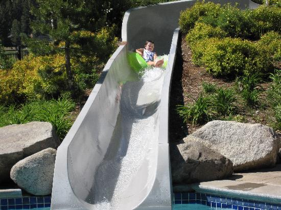 Resort at Squaw Creek - The pool