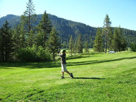 Resort at Squaw Creek - Golf anyone?