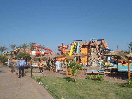 Mexicana Sharm Resort: aqua water park