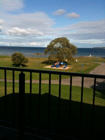 Best Western Harbour Pointe Lakefront: View from balcony
