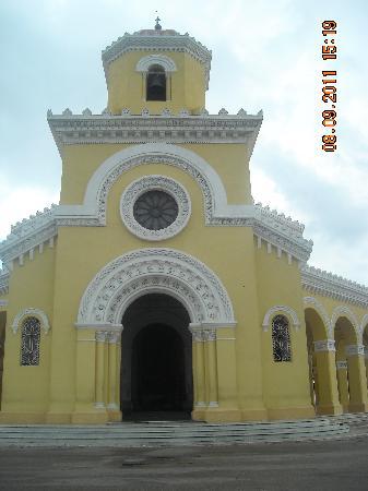 Christopher Columbus Cemetery (Cemetario de Colon): Cementerio de Colón_Capilla