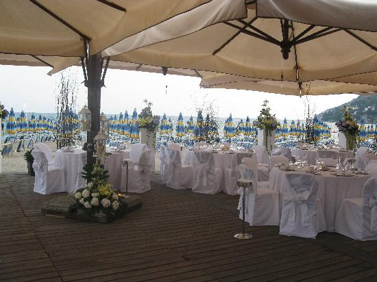 Matrimonio In Spiaggia Europa : Matrimonio in spiaggia foto di il risorgimento costa d