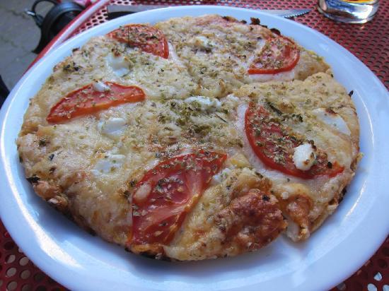 Pizza Grande: Pizza Margherita