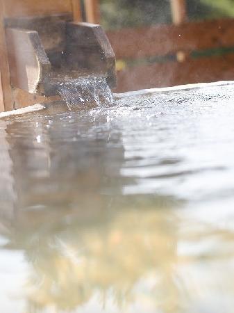 Hishino Onsen Tokiwakan: 長野県小諸 菱野温泉常盤館展望露天風呂「雲の助」