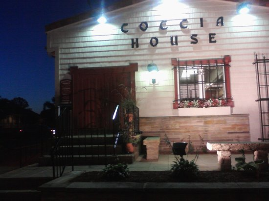 Coccia House Pizza: Coccia House - Est 1058