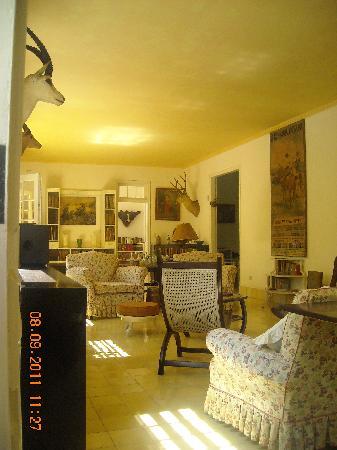 พิพิธภัณฑ์เฮอร์มิงเวย์ ฟินซา วิเกีย: Finca Vigía_Casa Principal/Sala