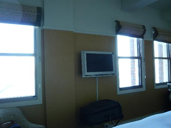 Harbor Court Hotel: Room 622