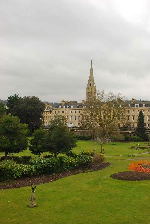 St John The Evangelist Church: View from central Bath