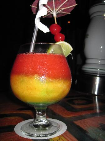 Paradisus Punta Cana Resort: festive drinks for your pleasure