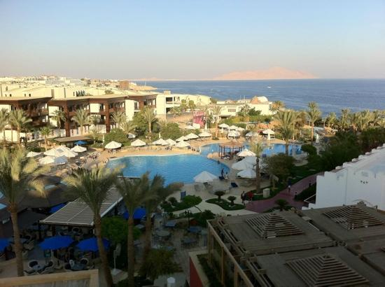 Savoy Sharm El Sheikh: view top floor