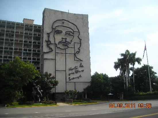 Plaza de la Revolucion: Plaza de la Revolución