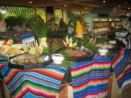 Iberostar Punta Cana: gran buffet