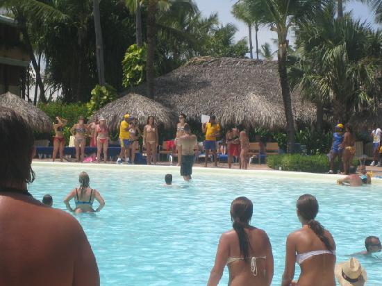 Iberostar Punta Cana: ambiente en la piscina