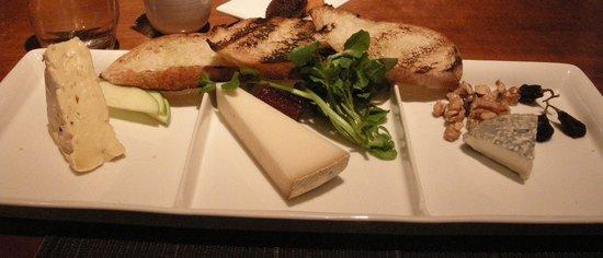 Ca Va Todd English: Cheese Platter Vive La France