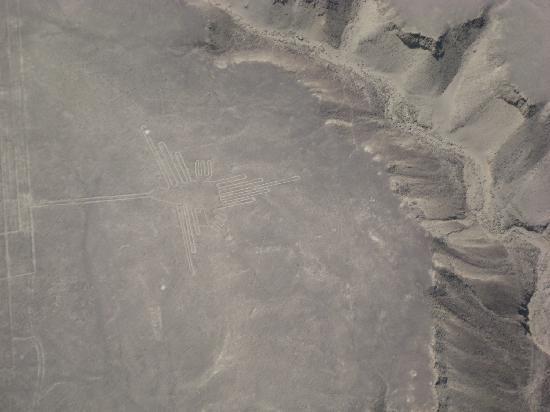 Mystery Peru: ナスカ地上絵