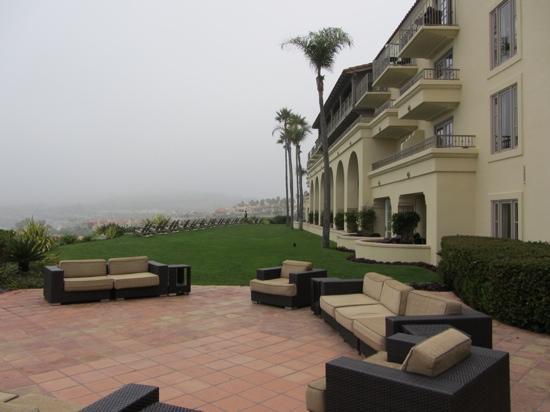The Ritz-Carlton, Laguna Niguel: hotel front