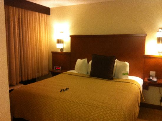 Hyatt Place Atlanta Airport - South: Comfy bed