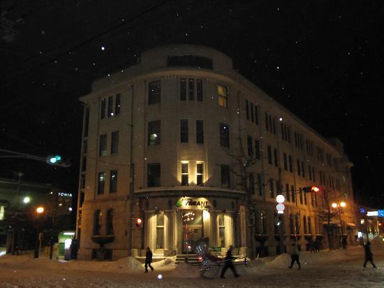 โฮเต็ล ไวบรานซ์ โอทารู: Hotel Vibrant
