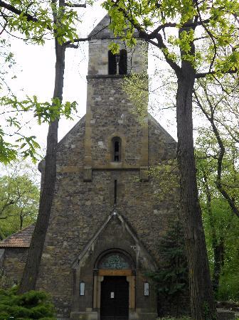 Margaret Island (Margitsziget): Medieval Church