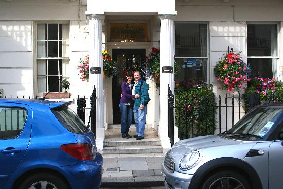 Parkwood at Marble Arch: Frente del B&B