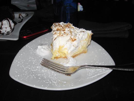 Kaminsky's Most Excellent Cafe: Coconut Cream Pie