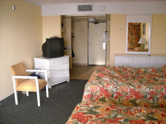 Ocean Reef Resort: Bedroom