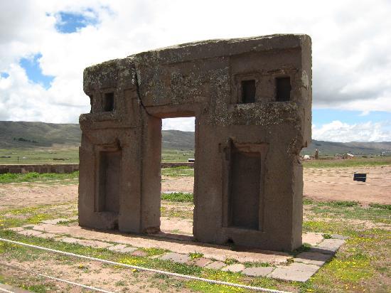 ทิวานาคู: Tiwanaku