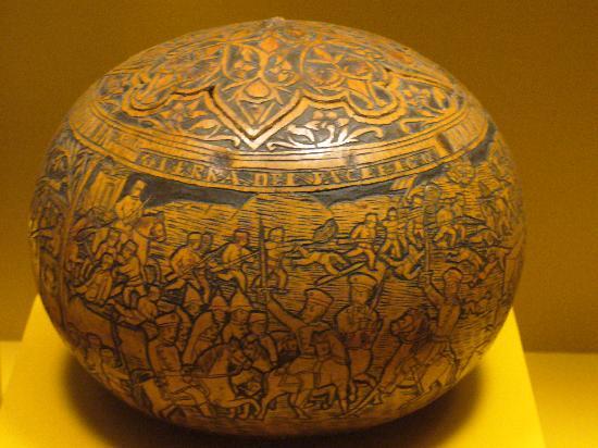 Museum of International Folk Art: guord