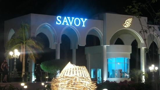 Savoy Sharm El Sheikh: front entrance