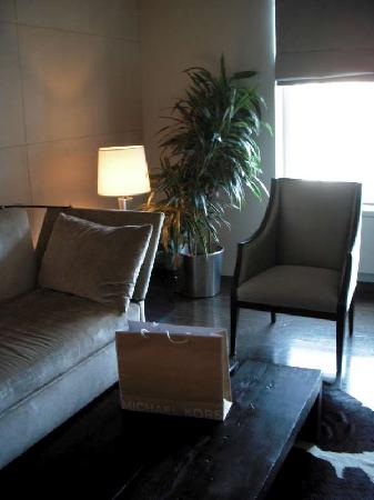 Hotel St Paul: Living room