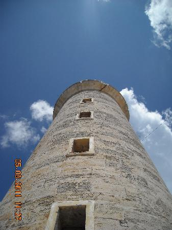เอลมอร์โร: Castillo Los Tres Reyes del Morro
