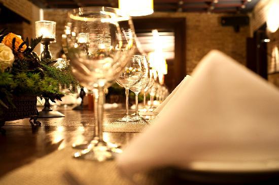 Pat'e Palo European Brasserie: Captain's Dinner