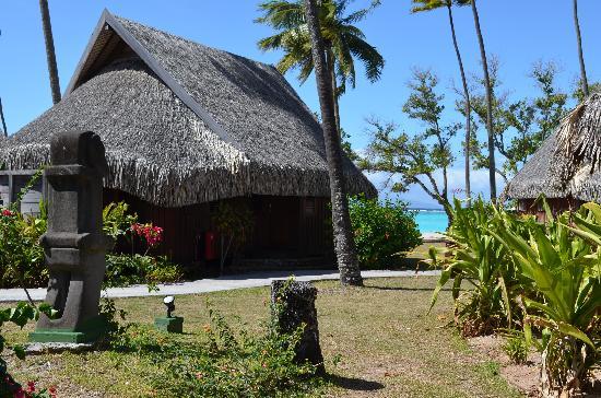 Garden Bungalows Picture Of Sofitel Moorea Ia Ora Beach